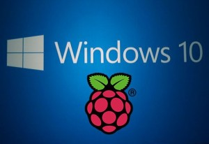 windows 10 + raspberry pi 2