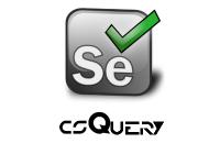 selenium-csquery