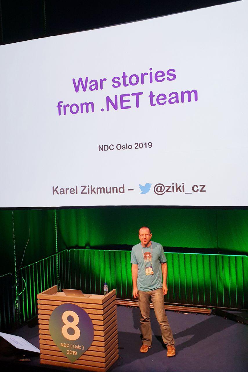 .net war stories