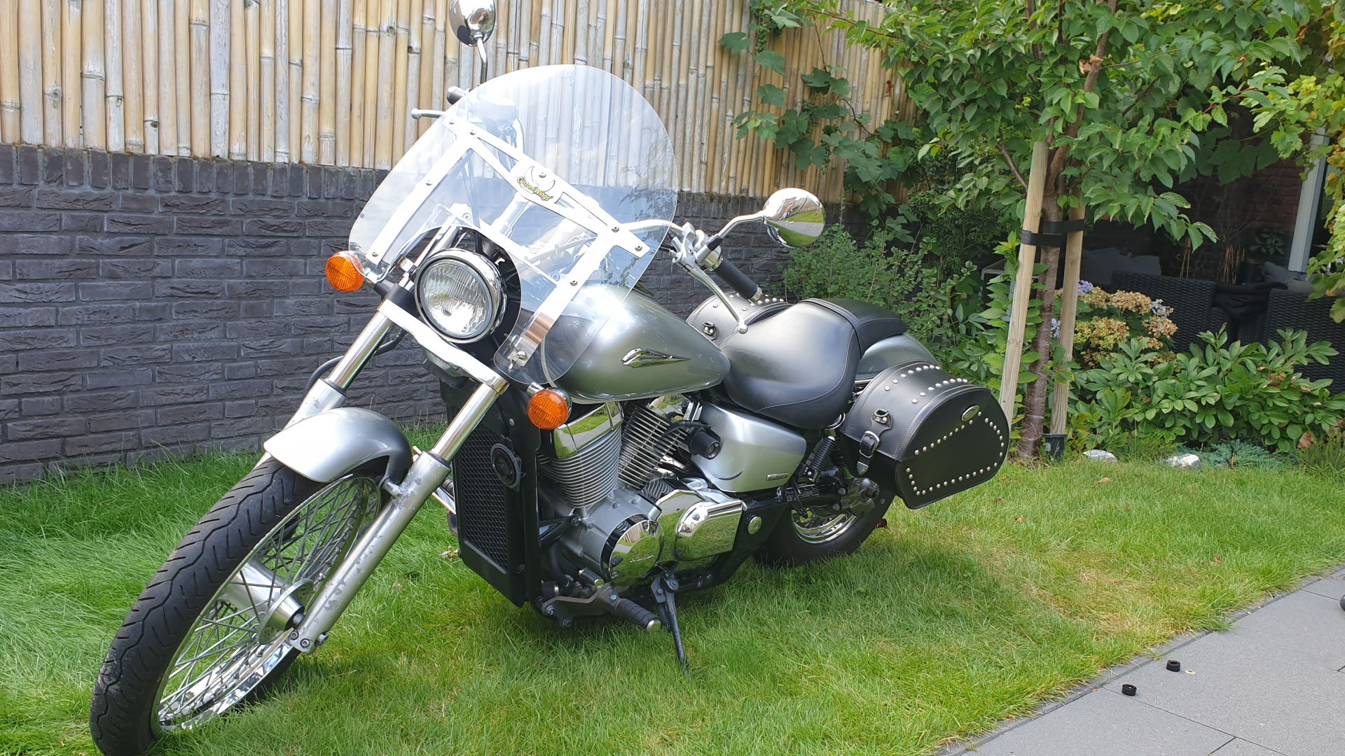Honda Shadow VT 750 Spirit